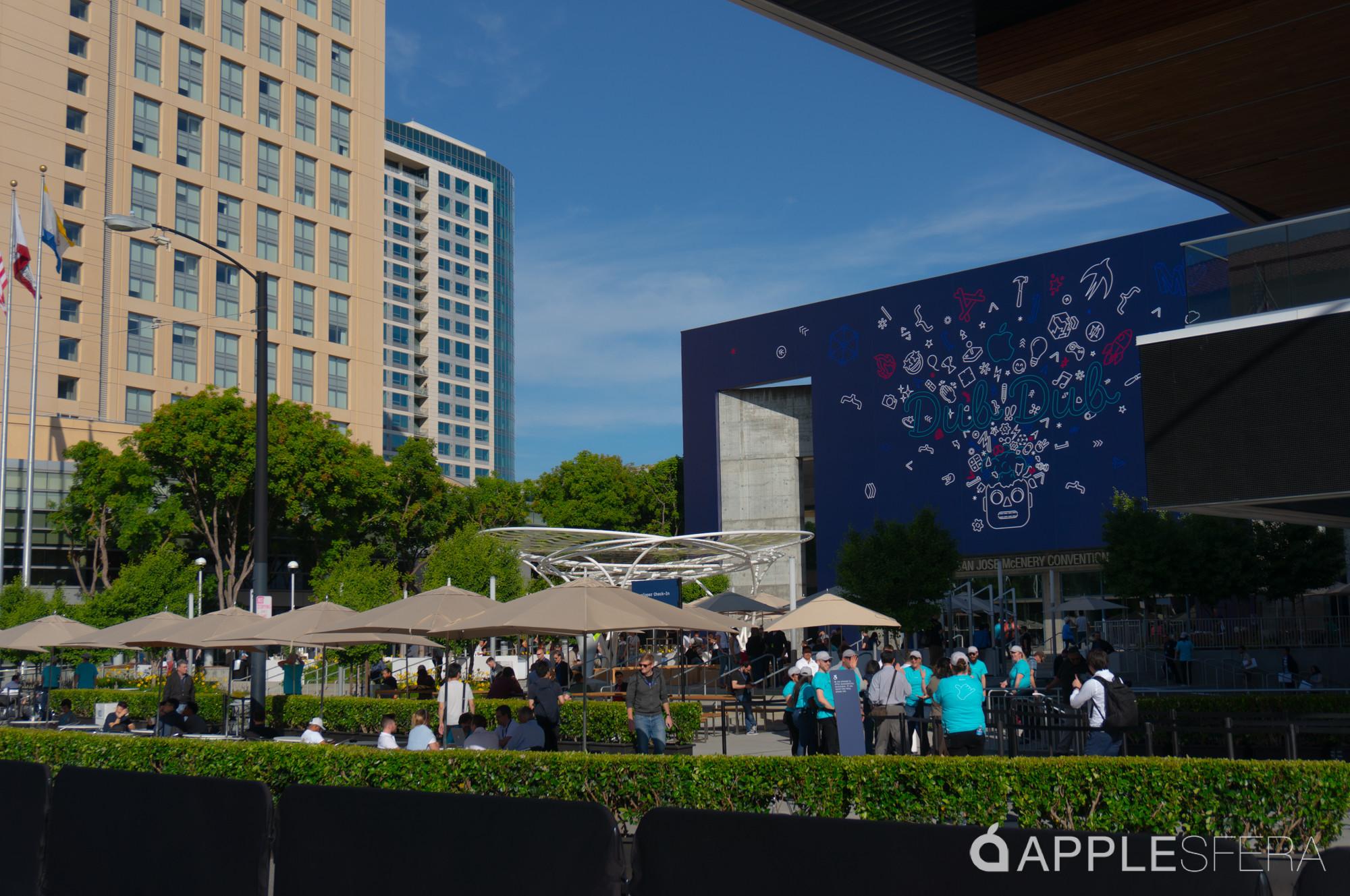 Foto de WWDC19 McEnery Center (6/35)