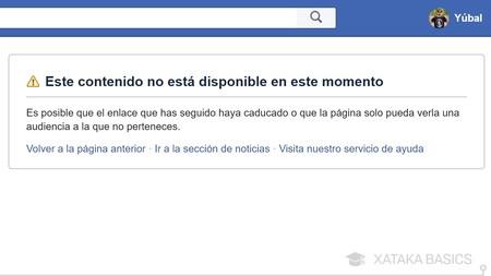 Bloqueado En Fb