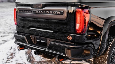 Gmc Sierra Harley Davidson 2020 18
