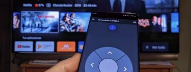 Cómo controlar usted Android™ TV desde el teléfono y ventajas de usar la aplicación