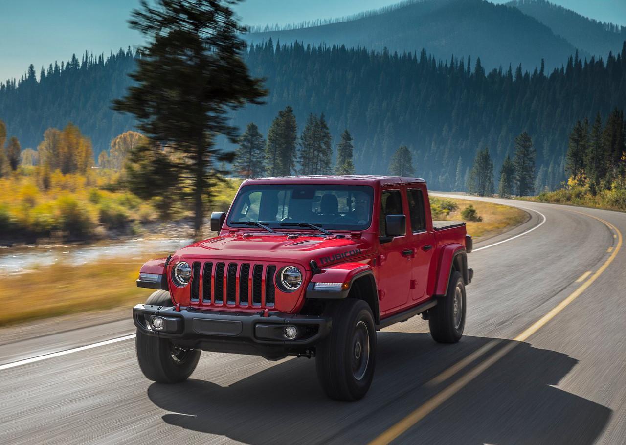 Foto de Jeep Gladiator 2020 (37/51)