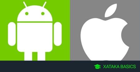 Cómo pasar tus contractos de un teléfono Android a un iPhone