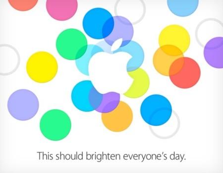 Apple anuncia el evento del próximo día 10 de septiembre