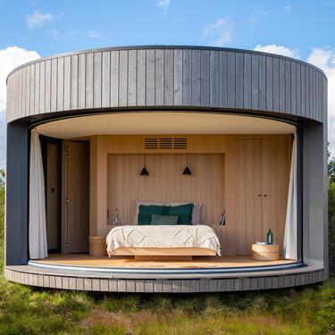 Una mini casa de cristal rodeada de 80 volcanes con Kilian Jornet como anfitrión en Airbnb
