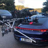 "Detrás de cámaras: Así se filmó el anuncio de Porsche ""The Heist"""