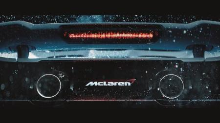 El McLaren 675LT tendrá aerofreno y sonará tal que así