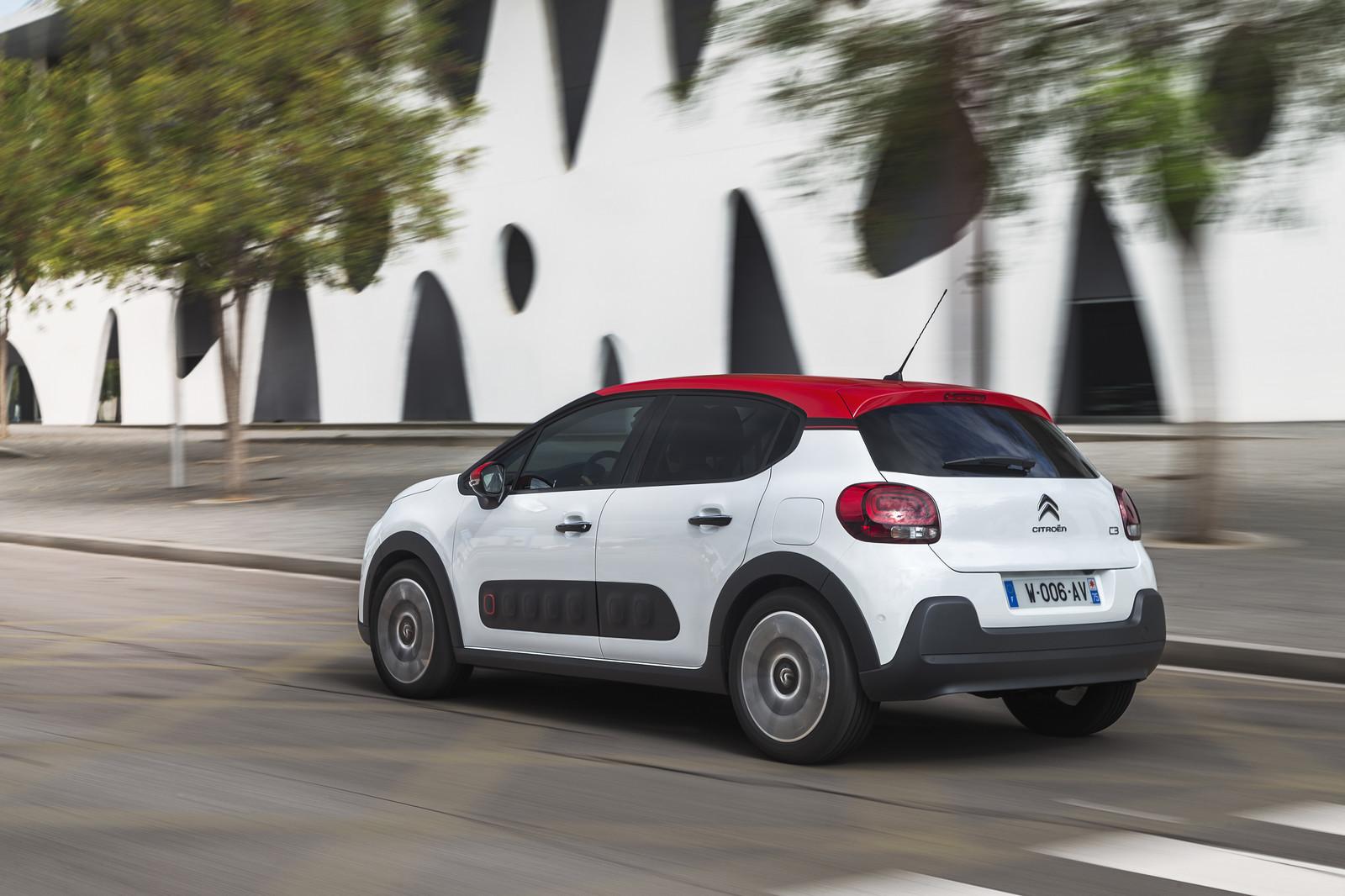 Foto de Citroën C3 2017 - toma de contacto (2/56)