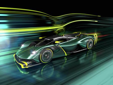 ¡Bestial! El Aston Martin Valkyrie AMR Pro de 1.015 CV puede seguir el ritmo de los LMP1 en Le Mans a cambio de 3 millones de dólares por unidad
