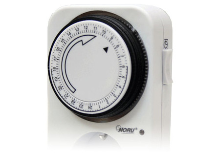 Apaga del todo tus electrodomésticos con un temporizador