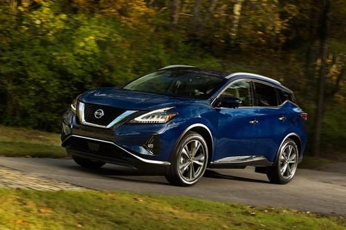 Nissan Murano 2020 tendrá algunos pequeños cambios que lo vuelven más elegante y deportivo