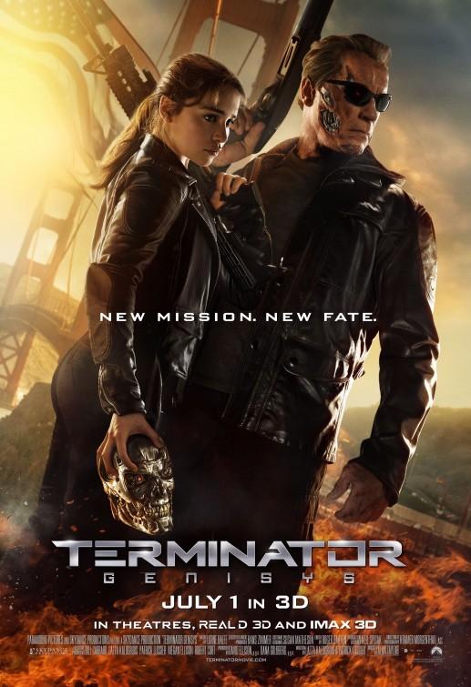 Foto de 'Terminator: Génesis', carteles (10/15)