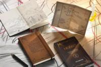 Si quieres emular a Frodo estas Navidades deberás pedirte The Hobbit Moleskine Notebooks