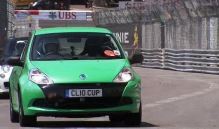 Top Gear da una vuelta por Mónaco a la plana mayor de la Fórmula 1
