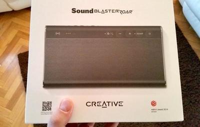 Sound Blaster Roar, mucho más que un altavoz Bluetooth: Análisis