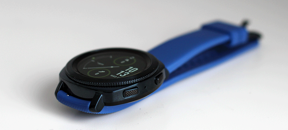 The Samsung Galaxy Watch Active, filtering: it is about the next smart watch with 4G Samsung