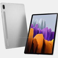 Así será la Samsung Galaxy Tab S8, según OnLeaks