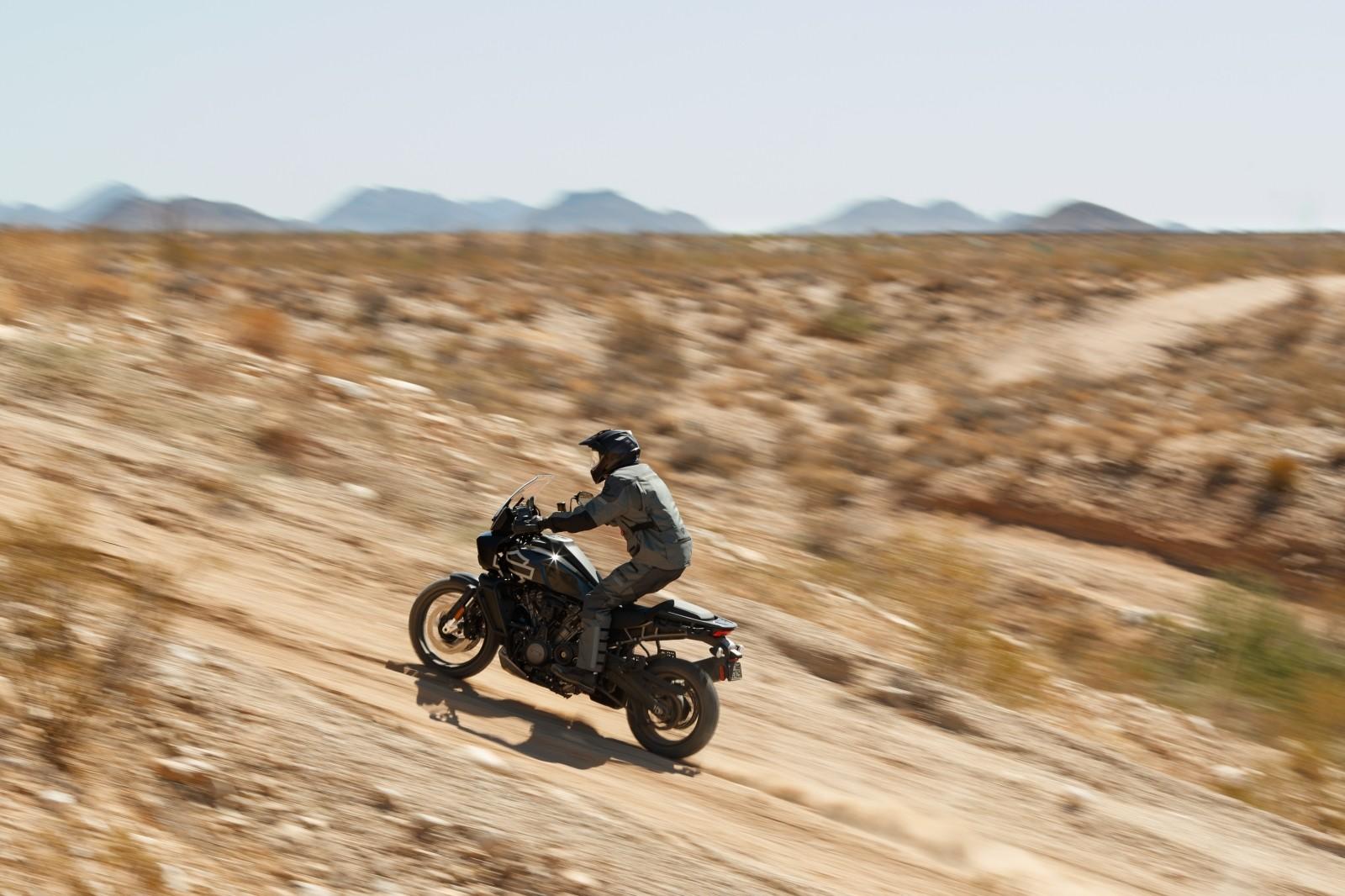 Foto de Harley-Davidson Pan America 2020 (9/15)