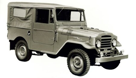 Toyota Landcruiser 20 Series 1953 Hires 1