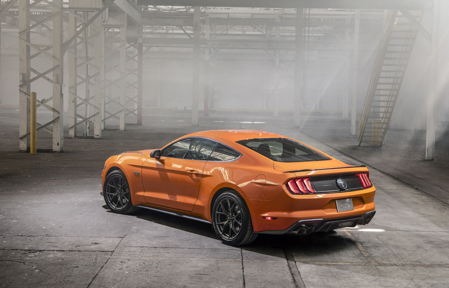 Foto de Ford Mustang High Performance Package 2020 (7/20)