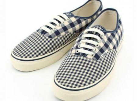 Zapatillas Vans Authentic Gingham en edición limitada