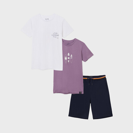 Conjunto Punto Dos Camisetas Chico Id 21 06626 078 800 4