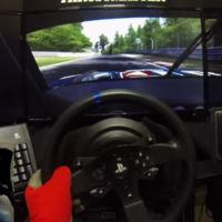 Si pensabas que se te daban bien los videojuegos de coches, este vídeo te va a hacer replanteártelo
