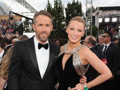 Globos de Oro 2017: Blake Lively y Jessica Biel sí que saben brillar en la alfombra roja