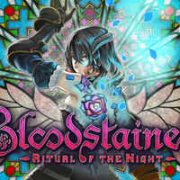 El logo de Bloodstained aparece sutilmente en la eShop de Nintendo Switch