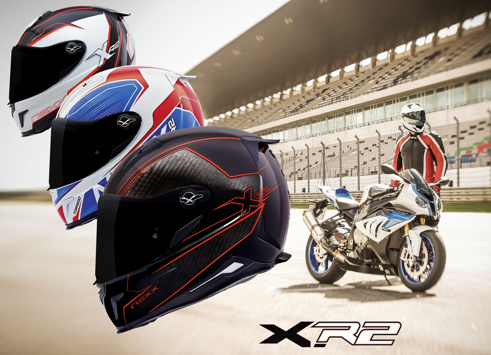 Nexx XR2 R
