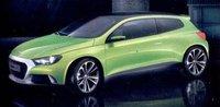 Primeras recreaciones del Iroc Concept, precursor del Volkswagen Scirocco