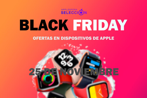 Semana del Black Friday: las mejores ofertas en productos Apple, hoy 25 de noviembre