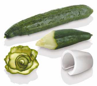 Saca punta a tus verduras