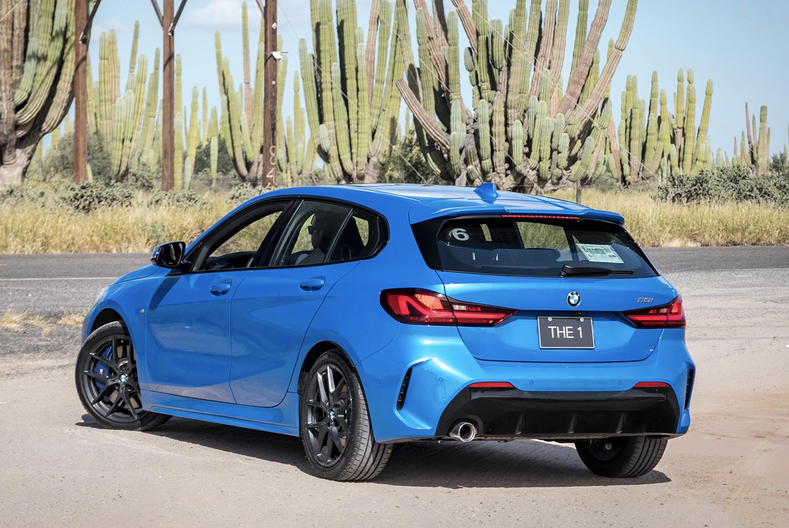 Foto de BMW 118i M Sport (lanzamiento) (10/23)