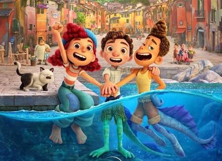 'Luca': Pixar presenta el precioso nuevo tráiler de su siguiente estreno en Disney+ tras ganar el Óscar con 'Soul'