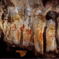 """La primera """"galería"""" de arte de Europa estaba en España y los artistas fueron los neandertales"""