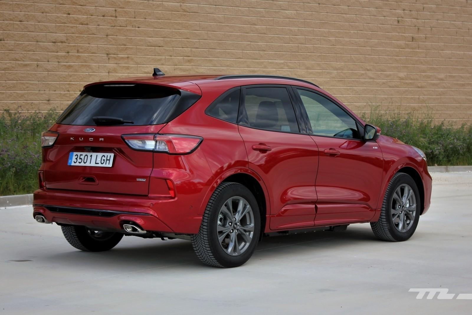 Foto de Ford Kuga 2020 - prueba (20/55)