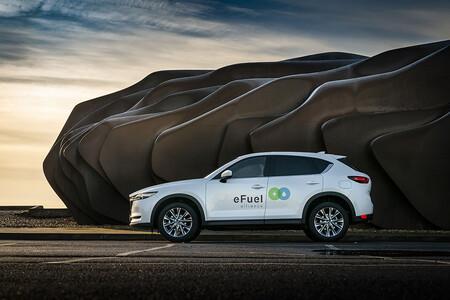 Mazda Efuel