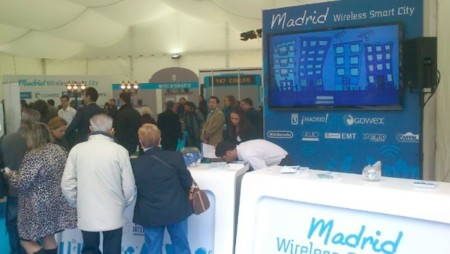 Madrid se convierte en la primera gran Wireless Smart City