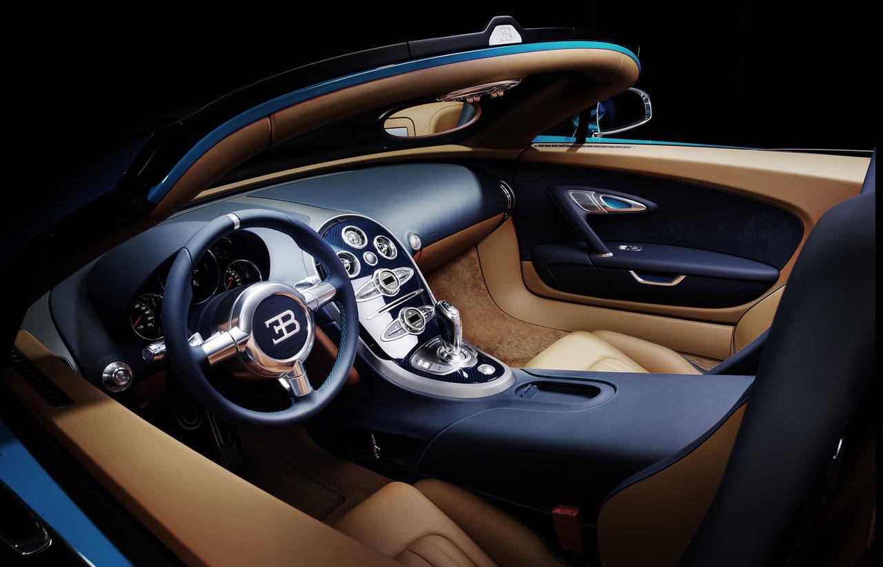 Foto de Bugatti Veyron Meo Constantini (12/24)