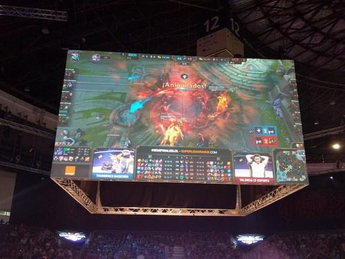 Gamergy: un desquiciado Valencia no es rival para ThunderX3 Baskonia