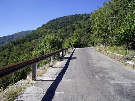 Ruta cerca de Plovdiv