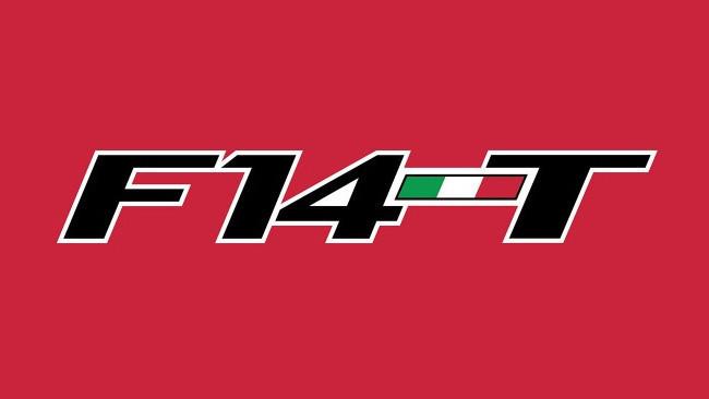 Ferrari F14T Logo
