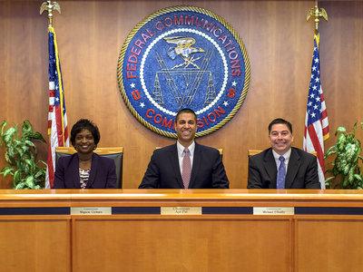 La FCC de la era Trump ya ha empezado a atacar a la neutralidad de la red en EE.UU.