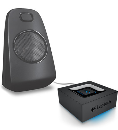 Logitech Bluetooth Audio Adapter quita los cables a tu altavoz favorito