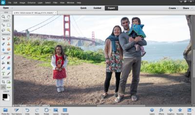 Adobe presenta Photoshop y Premiere Elements 12, dos estupendos programas para el usuario medio