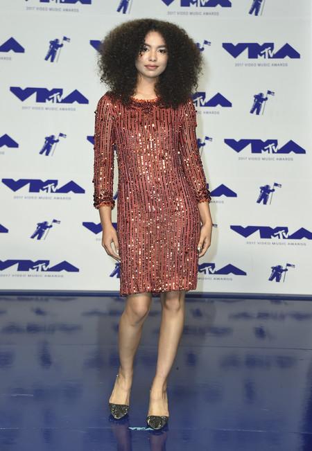 mtv vma video music awards 2017 alfombra roja red carpet Jessica Sula