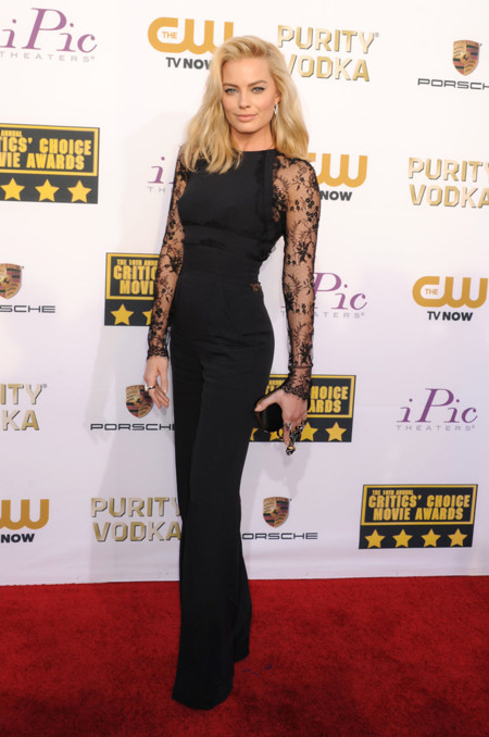 Elie Saab Margot Robbie look