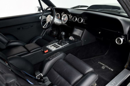 Ford Mustang Obsidian SG-One Interior