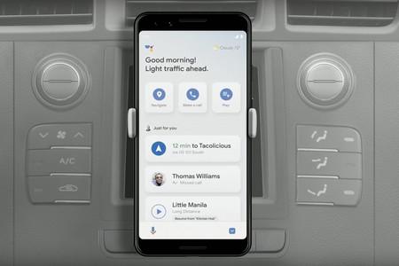 El modo conducción del Asistente de Google se podría activar por NFC