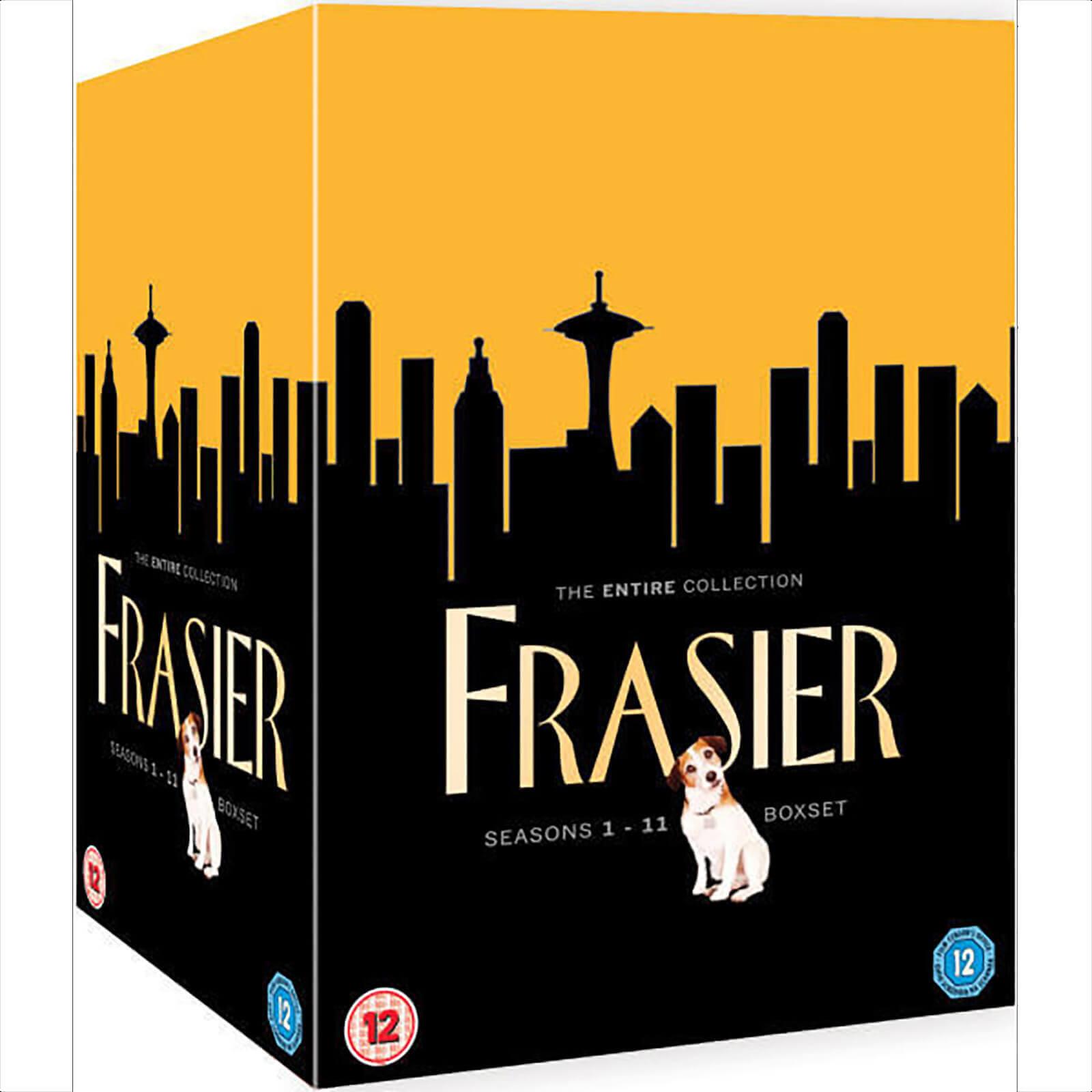 Frasier - Temporadas 1-11 - Completa